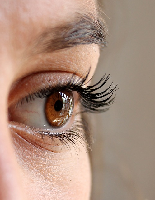 "Photo of eye for article called ""Why Do We Get Eye Allergies?"""