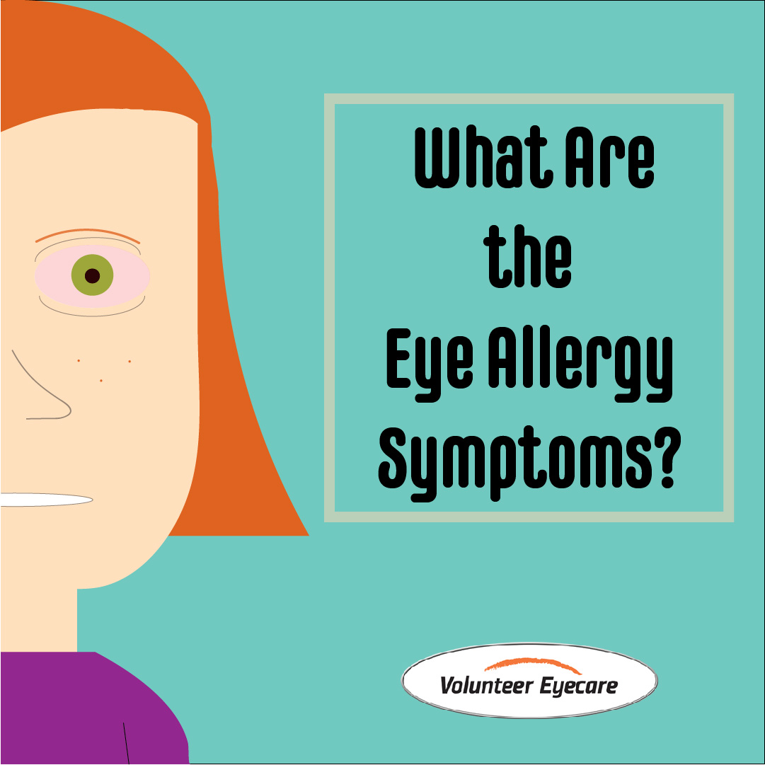 Eye allergy symptoms