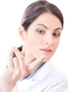 Contact Lenses Patient