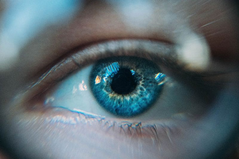 Blue Eye Fatigue